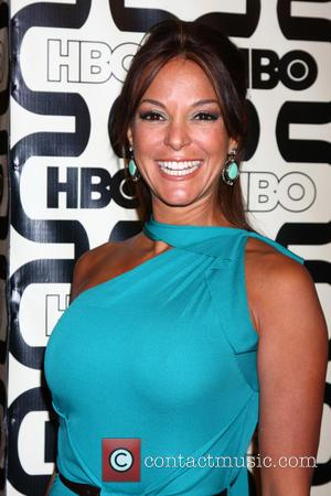 Eva LaRue 2013 HBO's Golden Globes Party at the Beverly Hilton Hotel  Featuring: Eva LaRue Where: Los Angeles, California,...