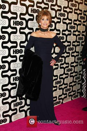 Jane Fonda 2013 HBO's Golden Globes Party at the Beverly Hilton Hotel  Featuring: Jane Fonda Where: Los Angeles, California,...