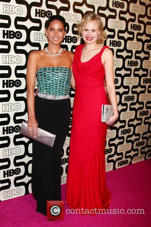 Olivia Munn; Alison Pill 2013 HBO's Golden Globes Party at the Beverly Hilton Hotel  Featuring: Olivia Munn, Alison Pill...
