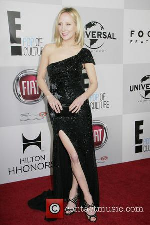Anne Heche and Beverly Hilton Hotel