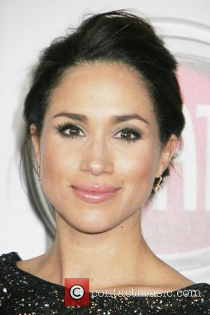 Meghan Markle and Beverly Hilton Hotel