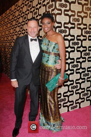 Alan Poul, Adina Porter and Beverly Hilton Hotel