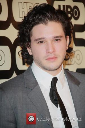 Kit Harington 2013 HBO's Golden Globes Party at the Beverly Hilton Hotel - Arrivals  Featuring: Kit Harington Where: Los...