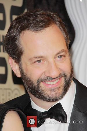 Judd Apatow 2013 HBO's Golden Globes Party at the Beverly Hilton Hotel - Arrivals  Featuring: Judd Apatow Where: Los...