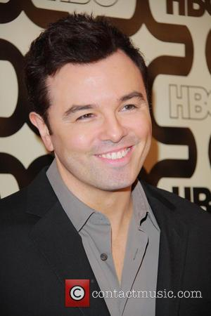 Seth MacFarlane 2013 HBO's Golden Globes Party at the Beverly Hilton Hotel - Arrivals  Featuring: Seth MacFarlane Where: Los...