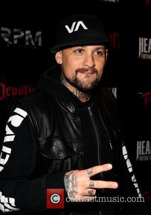 Benji Madden Headrush/Forgiven Official After-Fight Party with Joel and Benji Madden at RPM inside Tropicana Hotel and Casino  Las...