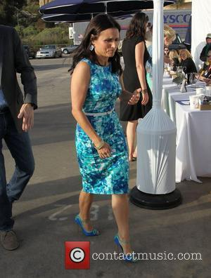 Julia Louis-Dreyfus Heal The Bay's Bring Back The Beach Annual Awards Presentation & Dinner - Outside Arrivals  Held at...