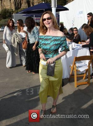 Sharon Lawrence Heal The Bay's Bring Back The Beach Annual Awards Presentation & Dinner - Outside Arrivals  Held at...