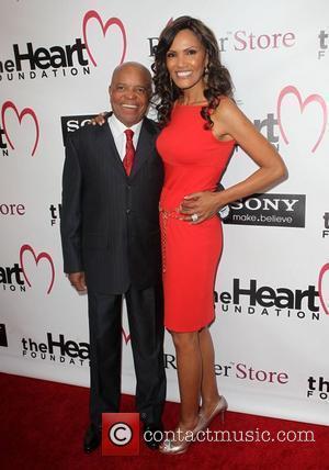 Berry Gordy, Eskedar Gobeze The Heart Foundation Gala held at the Hollywood Palladium Los Angeles, California - 10.05.12