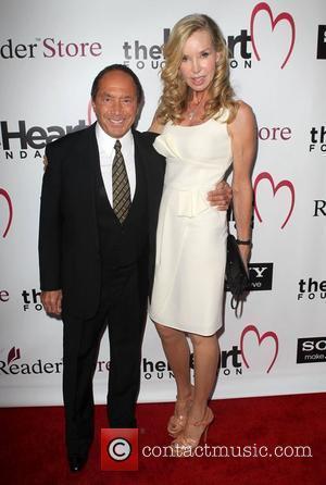 Paul Anka and Lisa Anka The Heart Foundation Gala held at the Hollywood Palladium Los Angeles, California - 10.05.12