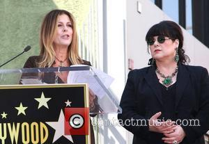 Rita Wilson,  Ann Wilson Heart is  honored with a Hollywood Star on the Hollywood Walk of Fame Hollywood,...