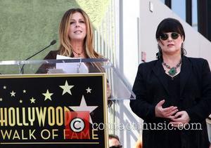Rita Wilson and Ann Wilson