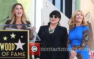 Rita Wilson, Ann Wilson and Nancy Wilson