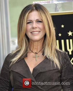 Rita Wilson at the presentation to rock band 'Heart' a Hollywood Star on the Hollywood Walk of Fame. Hollywood, California...