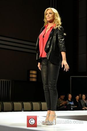 Shannon Tweed  on the catwalk rehearsal for The Heart Truth Fashion Show at The Carlu.  Toronto, Canada -...