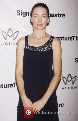 Julianne Nicholson Opening night after party for 'Heartless' at the Signature Theatre Company New York City, USA – 27.08.12