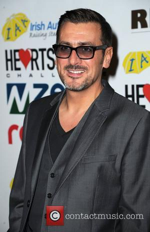 Chris Gascoyne Hearts and Minds Charity Ball, held at the Hilton Hotel Manchester - Arrivals Manchester, England - 25.11.12