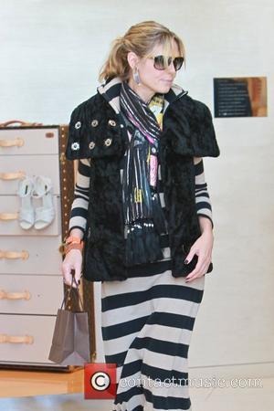 Heidi Klum and Louis Vuitton