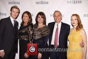 Thumbs Up For Dan Steven's Broadway Debut In The Heiress