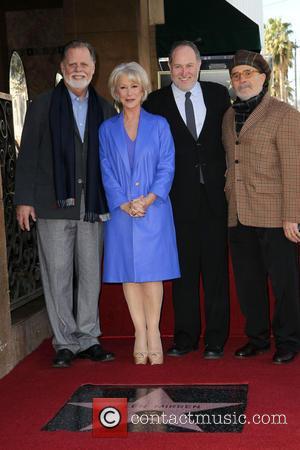 Tom Labonge, Helen Mirren, David Mamet and Jon Turtletaub