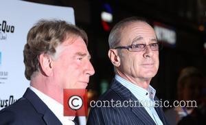 Rick Parfitt and Francis Rossi Hello Quo - UK Film Premiere - Arrivals London, England - 22.10.12