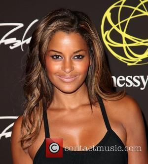 Claudia Jordan Hennessy celebrates unveiling of limited edition bottle held at Milk Studios Hollywood, California - 01.08.12