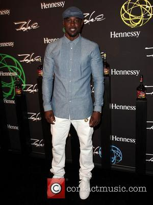Lance Gross Hennessy celebrates unveiling of limited edition bottle held at Milk Studios Hollywood, California - 01.08.12