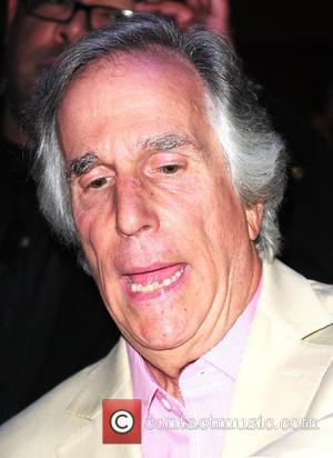 Henry Winkler meets and greets fans and donates his iconic motorcycle from 'Happy Days' at Seminole Casino Coconut Creek Florida,...