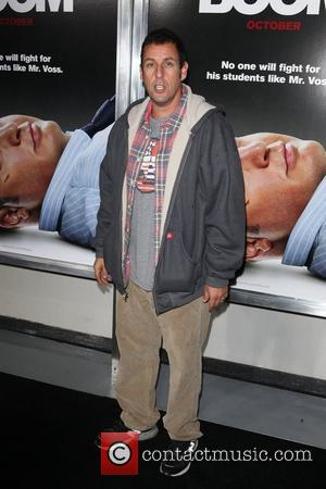 Adam Sandler 'Here Comes the Boom' New York Premiere held at the AMC Theatre in Lincoln Square New York City,...