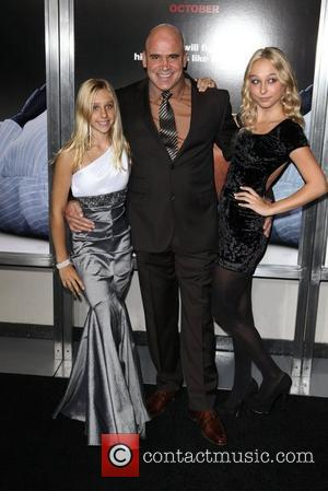 Bas Rutten and Daughters