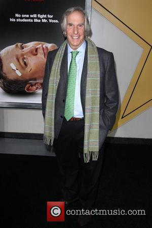 Henry Winkler 'Here Comes the Boom' New York Premiere held at the AMC Theatre in Lincoln Square New York City,...
