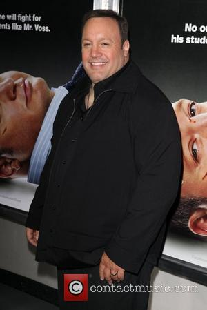 Kevin James 'Here Comes the Boom' New York Premiere held at the AMC Theatre in Lincoln Square New York City,...