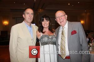 Angus Deayton, Vicki Michelle and Richard Wilson OBE The Heritage Foundation luncheon with actor Richard Wilson OBE and friends, held...