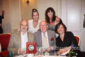 David Renwick, Lorraine Chase, Richard Wilson, Vicki Michelle and Arabella Weir The Heritage Foundation luncheon with actor Richard Wilson OBE...