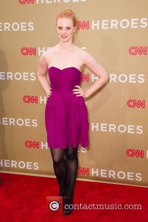 Deborah Ann Woll ,  at the CNN Heroes: An All-Star Tribute at The Shrine Auditorium. Los Angeles, California -...