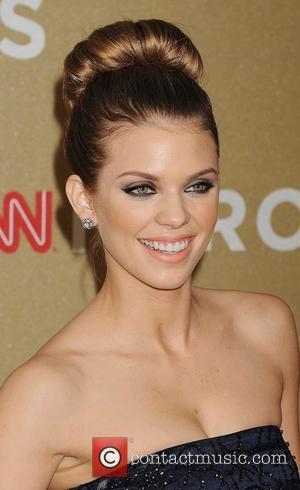 AnnaLynne McCord CNN Heroes: An All-Star Tribute at The Shrine Auditorium Los Angeles, California - 11.12.11
