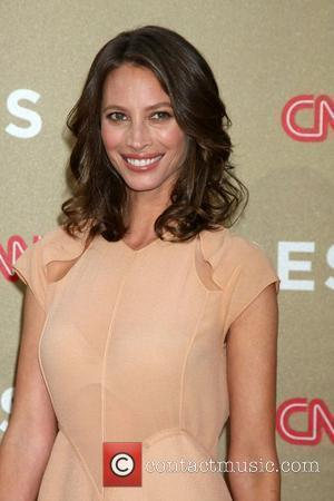 Christy Turlington at the CNN Heroes: An All-Star Tribute at The Shrine Auditorium. Los Angeles, California - 11.12.11