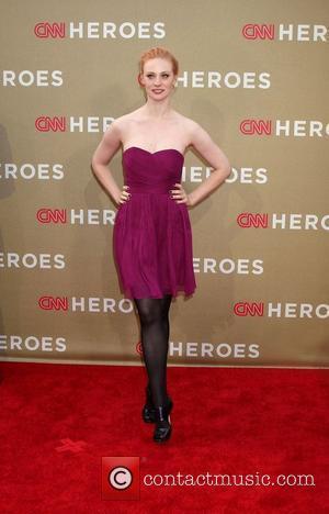 Deborah Ann Woll  at the CNN Heroes: An All-Star Tribute at The Shrine Auditorium. Los Angeles, California - 11.12.11