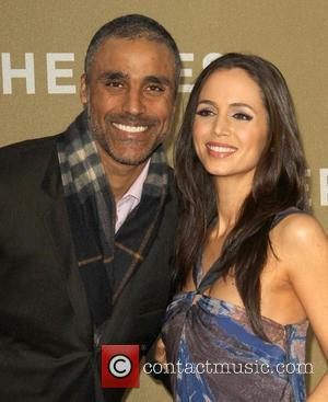 Rick Fox and Eliza Dushku at the CNN Heroes: An All-Star Tribute at The Shrine Auditorium. Los Angeles, California -...