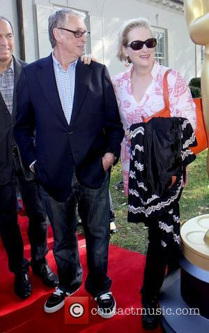 Mike Nichols and Meryl Streep