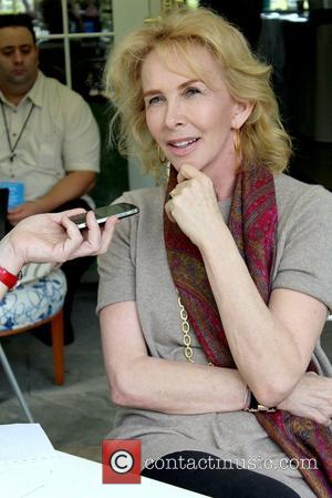 Trudie Styler 20th Hamptons International Film Festival - 'Decoding Deepak' - Press Q & A Long Island, New York -...