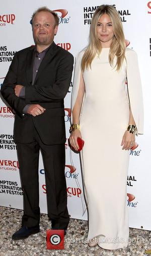 Toby Jones and Sienna Miller 20th Hamptons International Film Festival - 'The Girl' - Premiere Long Island, New York -...