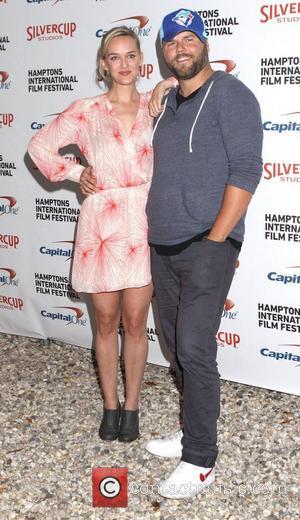 Jess Weixler and Tyler Labine