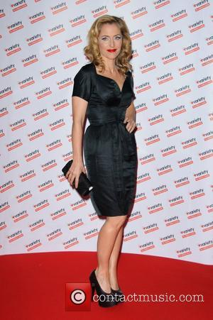 Gillian Anderson Hidden Gems Photography Gala Auction in aid of Variety Club the Childrens Charity at the St Pancras Hotel...