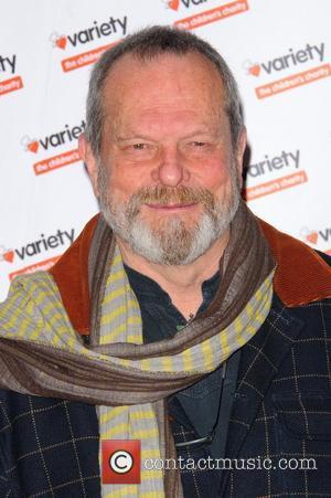 Terry Gilliam Hidden Gems Photography Gala Auction, held at St Pancras Renaissance Hotel - Arrivals London, England - 30.11.11