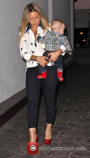 Hilary Duff Worries About Raising Son In Spotlight