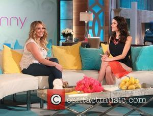 Bethenny Frankel and Hilary Duff