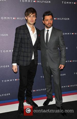 Douglas Booth and Dominic Cooper