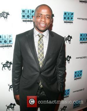 Dule Hill Files For Legal Separation From Nicole Lyn