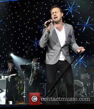 Jason Donovan Hit Factory Live's 'Christmas Cracker' at The O2 Arena London - Performances  Featuring: Jason Donovan Where: London,...